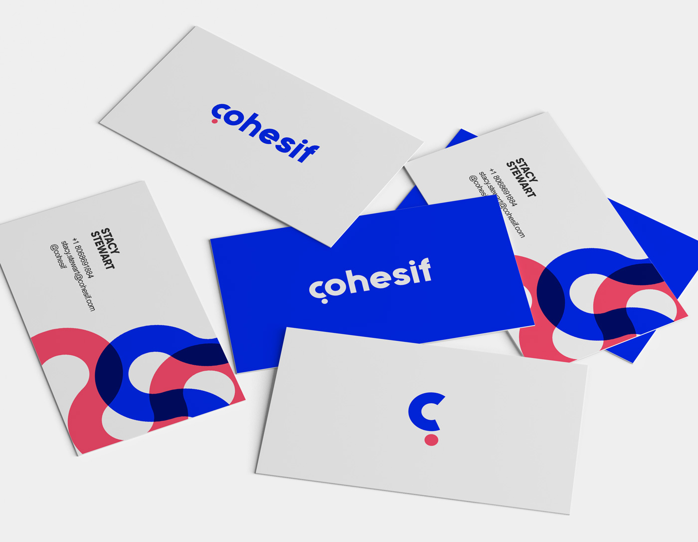 Cohesif Business Cards