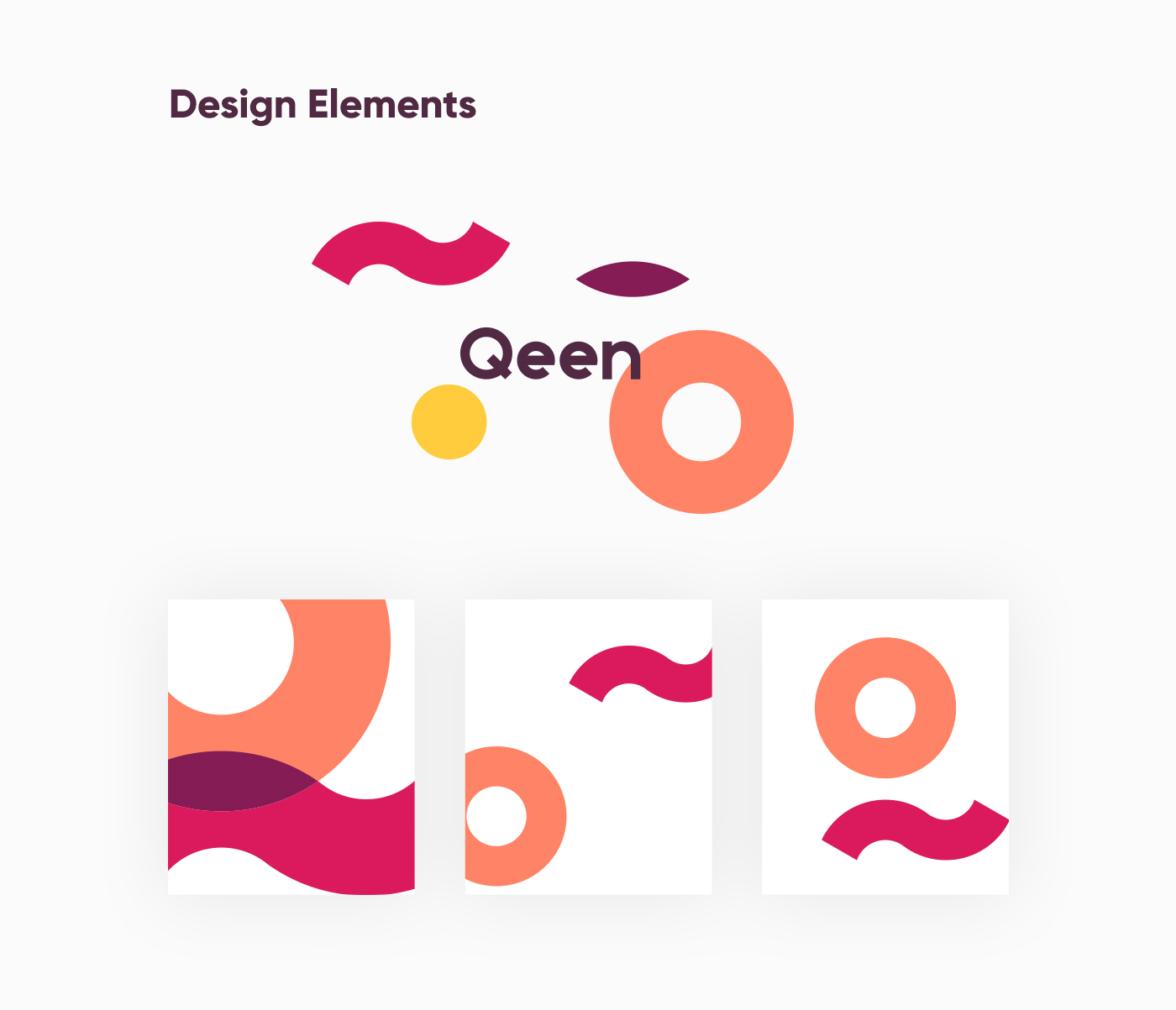 Qeen: Design Shapes