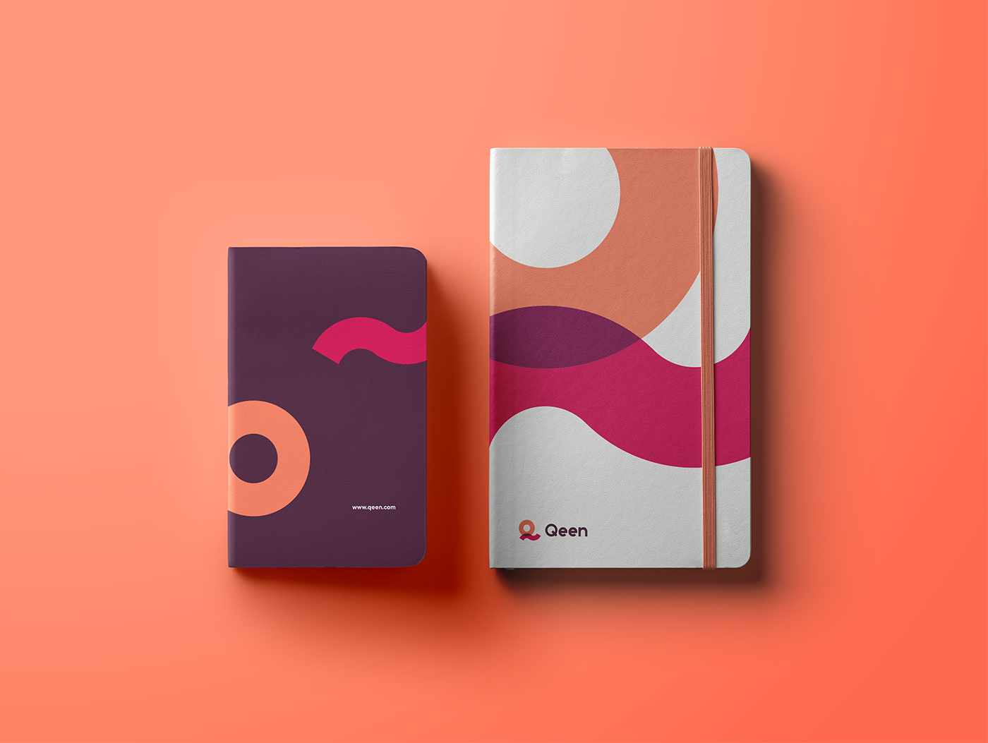 Qeen: Note Books